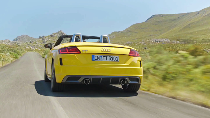Audi TT Roadster 2021 ราคา 3.699 ล้านบาท
