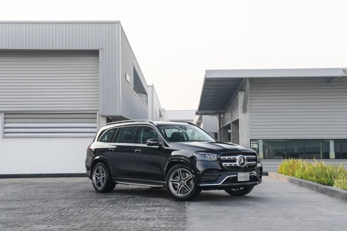 Mercedes-Benz GLS 2021 ราคา 6.499 ล้านบาท