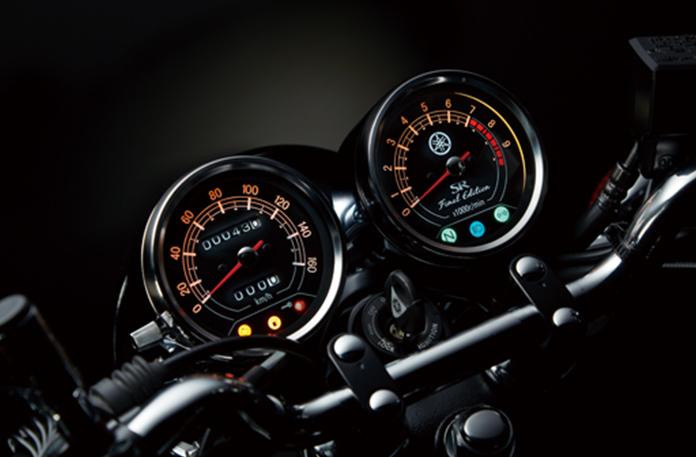 2022 Yamaha SR400