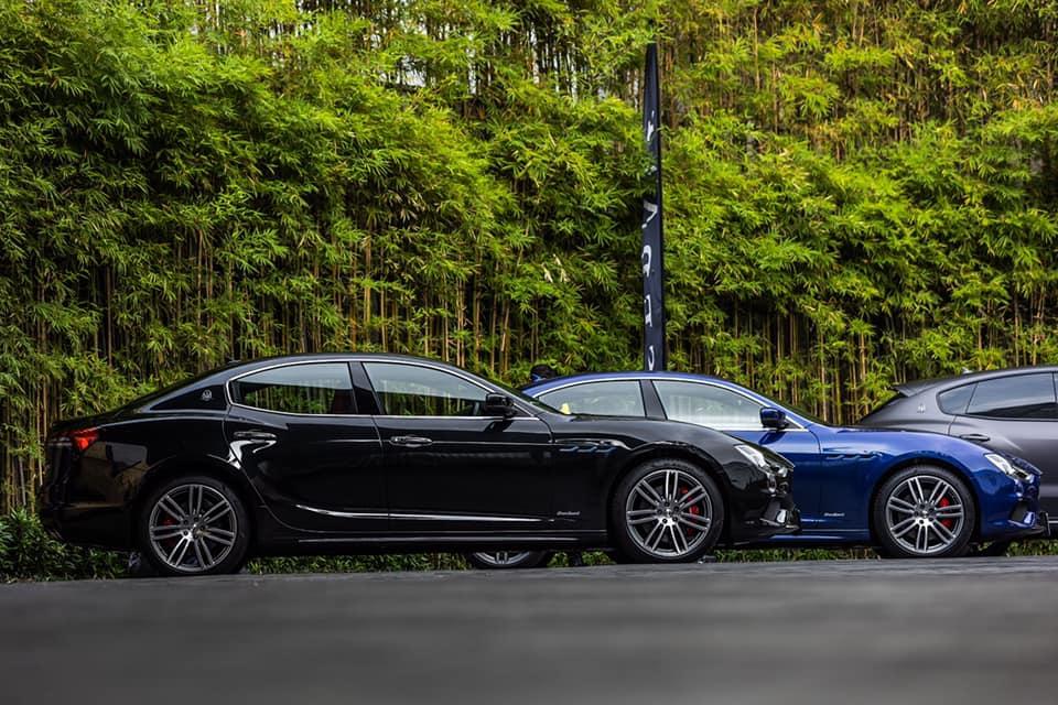 Maserati Ghibli Hybrid 2021