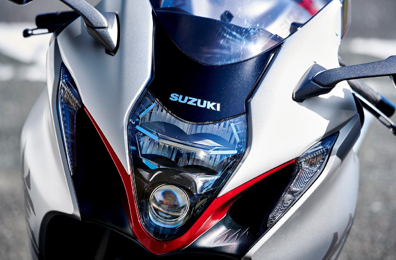 Suzuki Hayabusa 2021