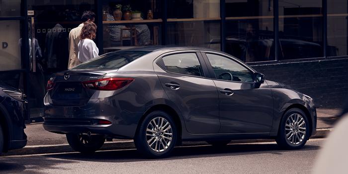 Mazda 2 2021 Sedan