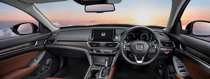 ภายใน Honda Accord 2021