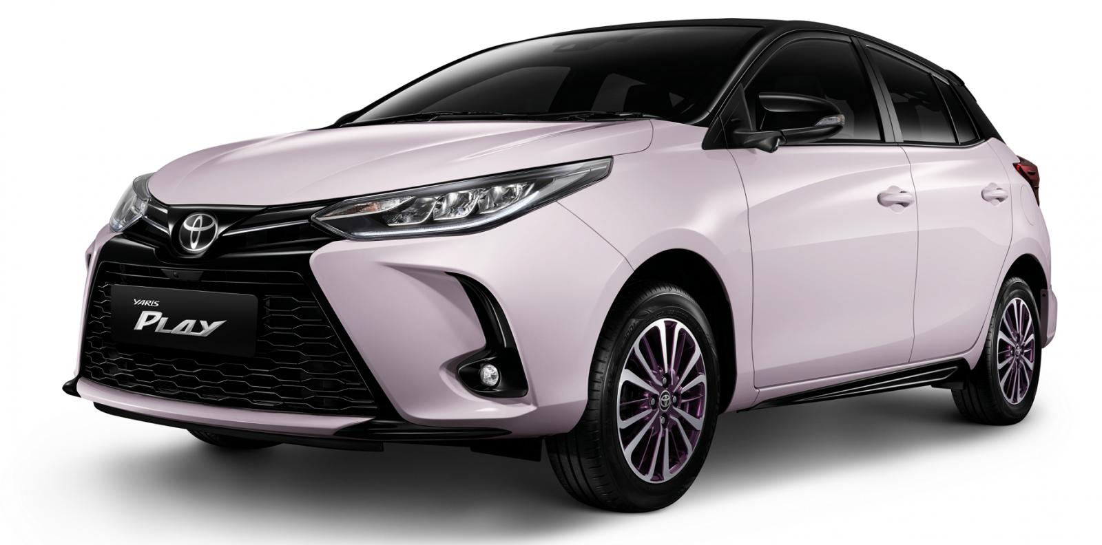2021 Toyota Yaris PLAY