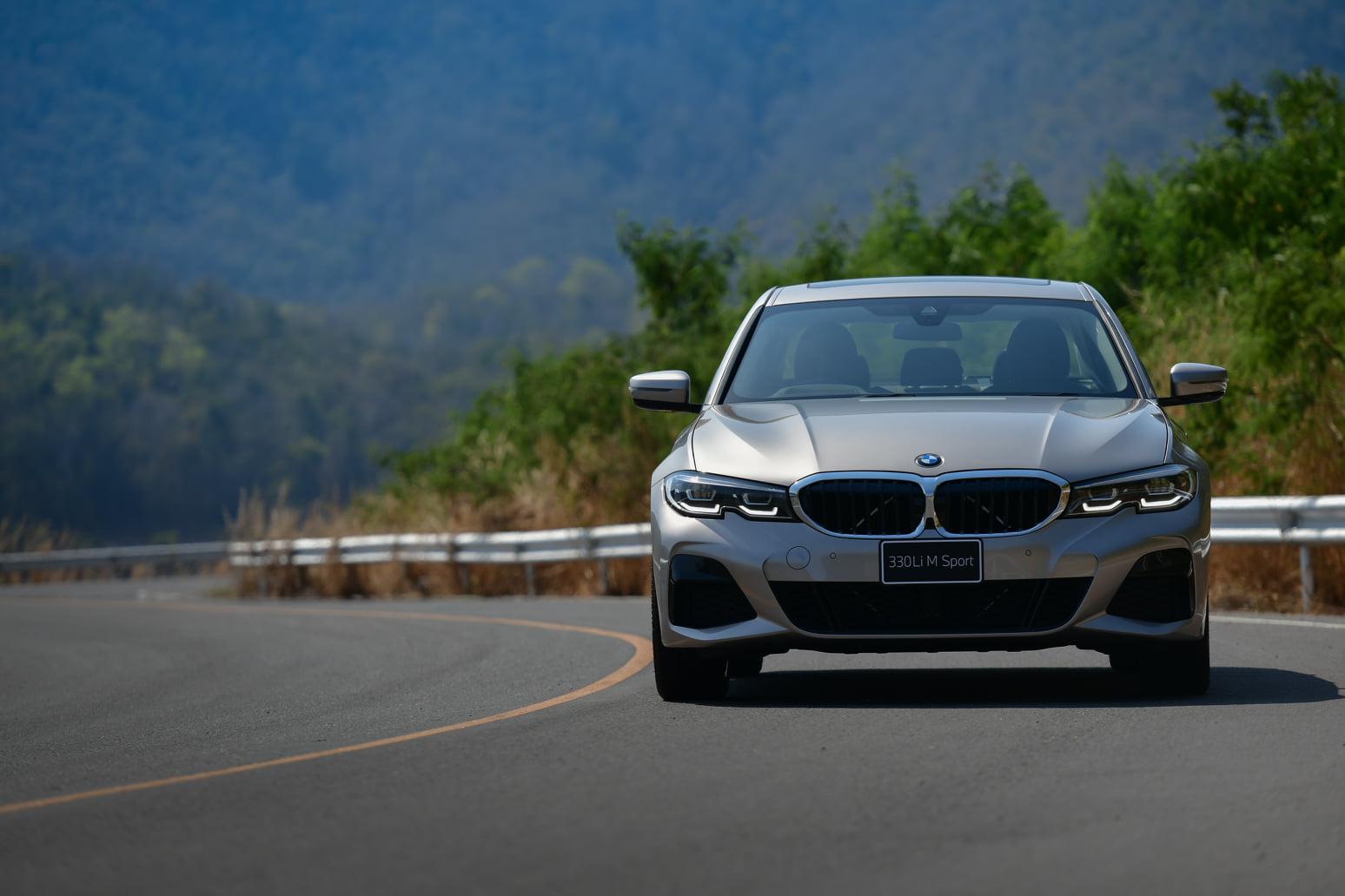 BMW 330Li M Sport 2021