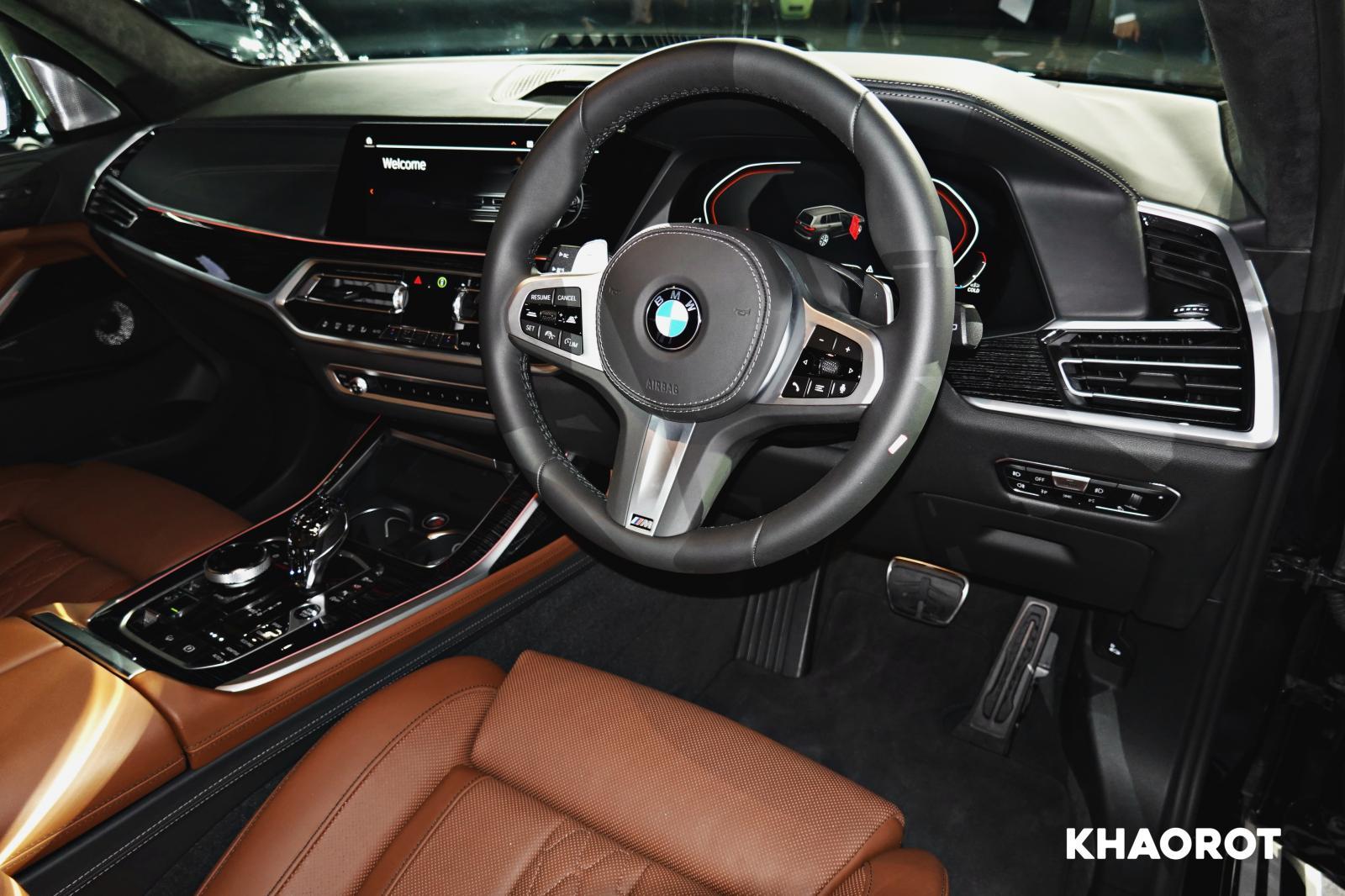2021 BMW X7 xDrive30d M Sport