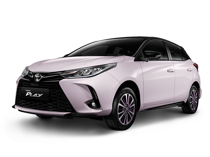 Toyota Yaris PLAY 2021 Limited Edition