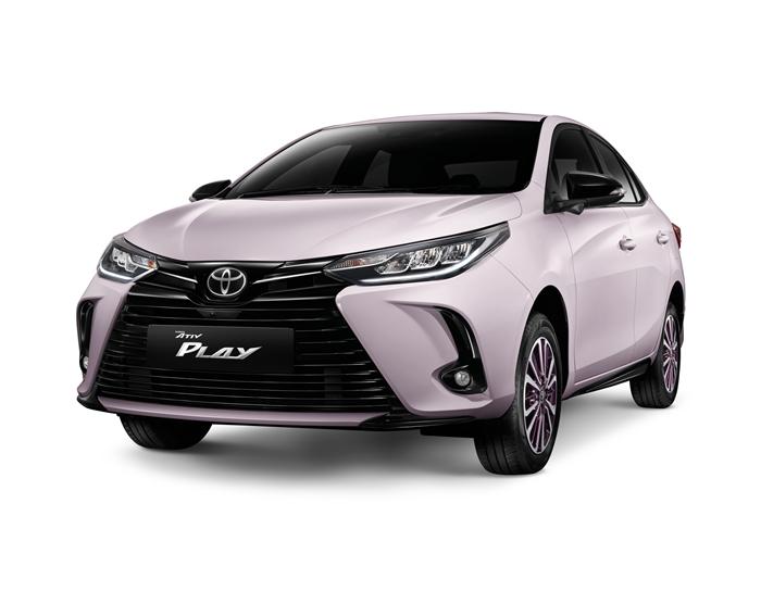 Toyota Yaris Ativ PLAY 2021 Limited Edition
