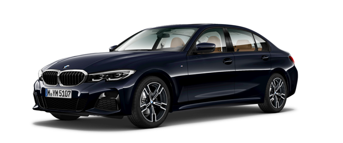 BMW 3-Series Gran Sedan 2021