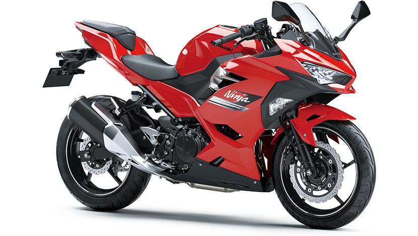 ราคาและตารางผ่อน ดาวน์ Kawasaki Ninja 250 2021