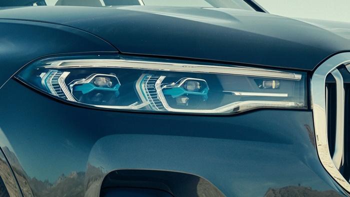 ไฟหน้า BMW Laserlight