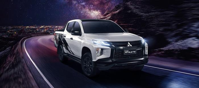 Mitsubishi Triton Athlete GT 2021