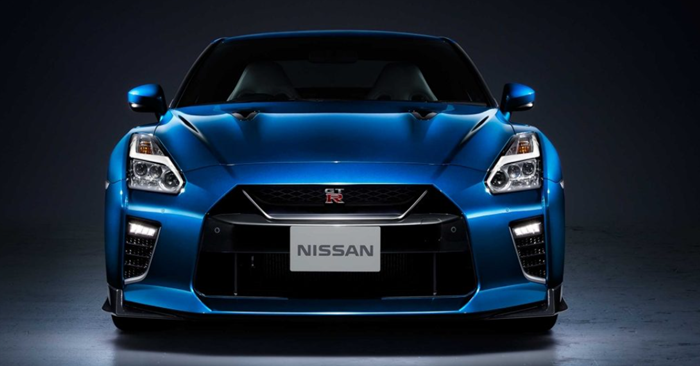 Nissan GT-R 2021