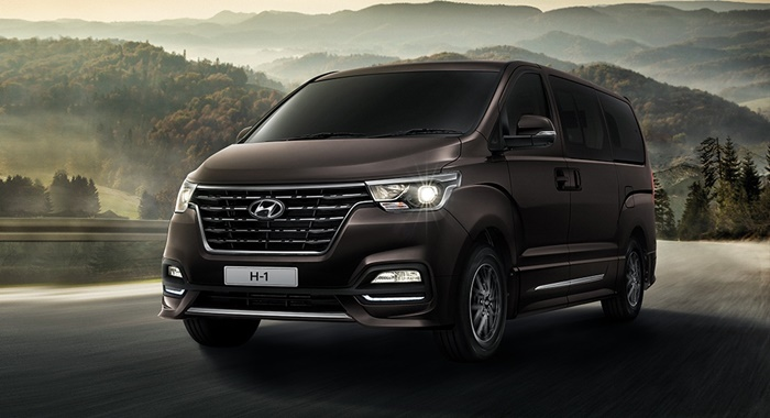 Hyundai H-1 2021