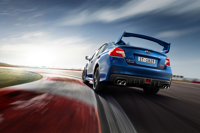 Subaru WRX STI ราคา3.453ล้านบาท