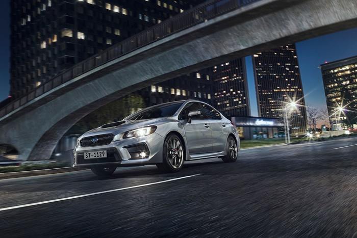 SubaruWRX ราคาเริ่มต้น 2.783 ล้านบาท