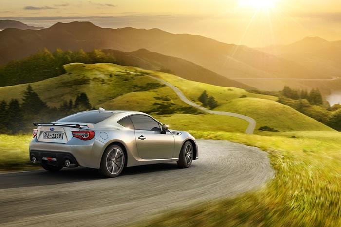 Subaru BRZ ราคาเริ่มต้น 2.266 ล้านบาท
