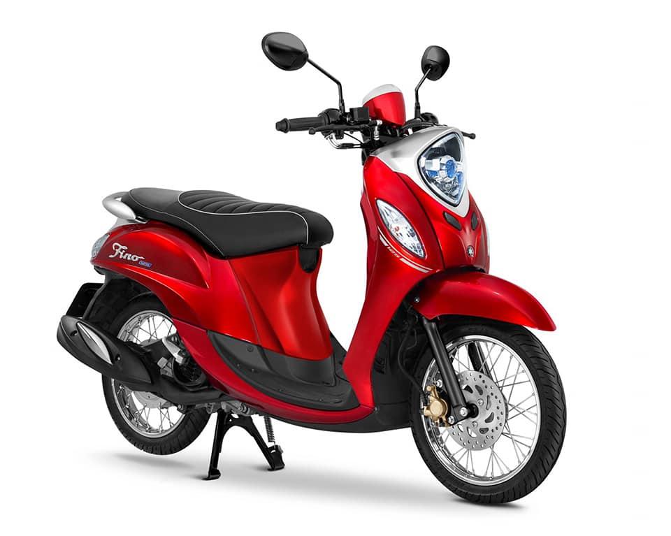Yamaha Fino 2021