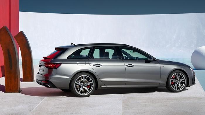 Audi Audi A4 Avant 45 TFSI quattro S-Line Black Edition