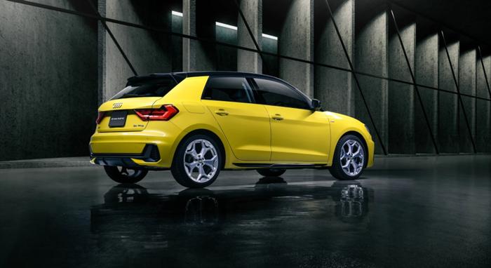 Audi A1 2021