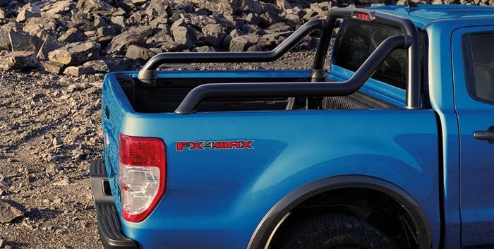 Roll Bar สีดำด้าน FX4 MAX