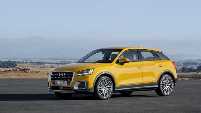 Audi Q2ราคา 2,249,000 บาท