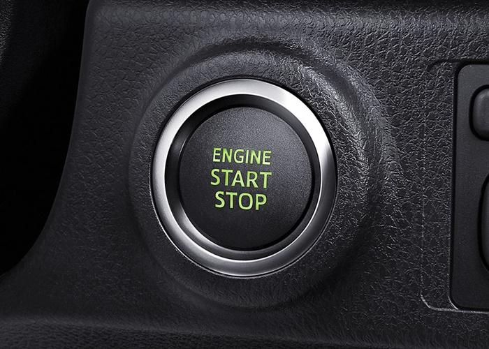 ระบบ Smart Entry และ Push Start
