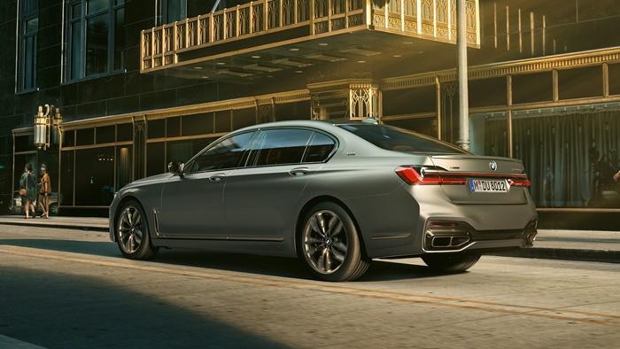 BMW 7Series ราคาเริ่มต้น6.139 ล้านบาท