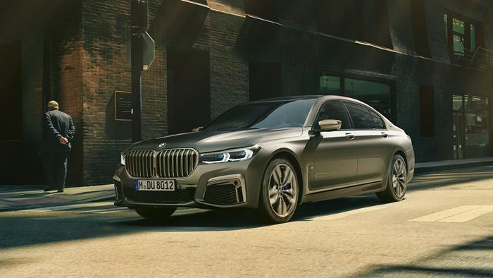 BMW 7Series 2021