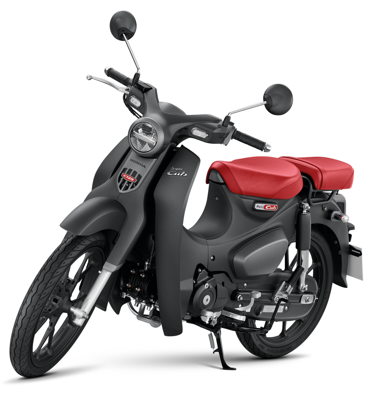 ราคาและตารางผ่อน ดาวน์ Honda C125 2021