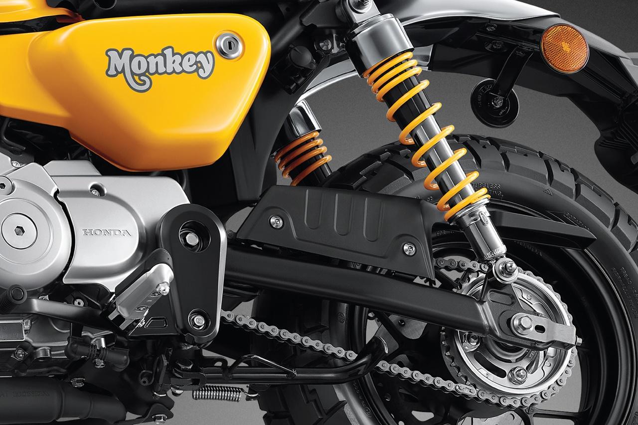 ราคาและตารางผ่อน ดาวน์ Honda Monkey 125