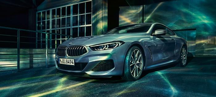BMW 8 Series 2021Coupé