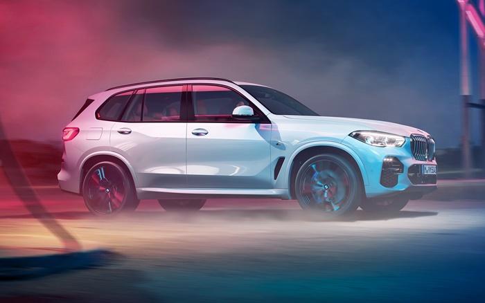 BMW X52021 ราคาเริ่มต้น 4.499 ล้านบาท