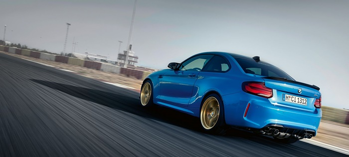 BMW M2 CS ราคา 6,999,000 บาท