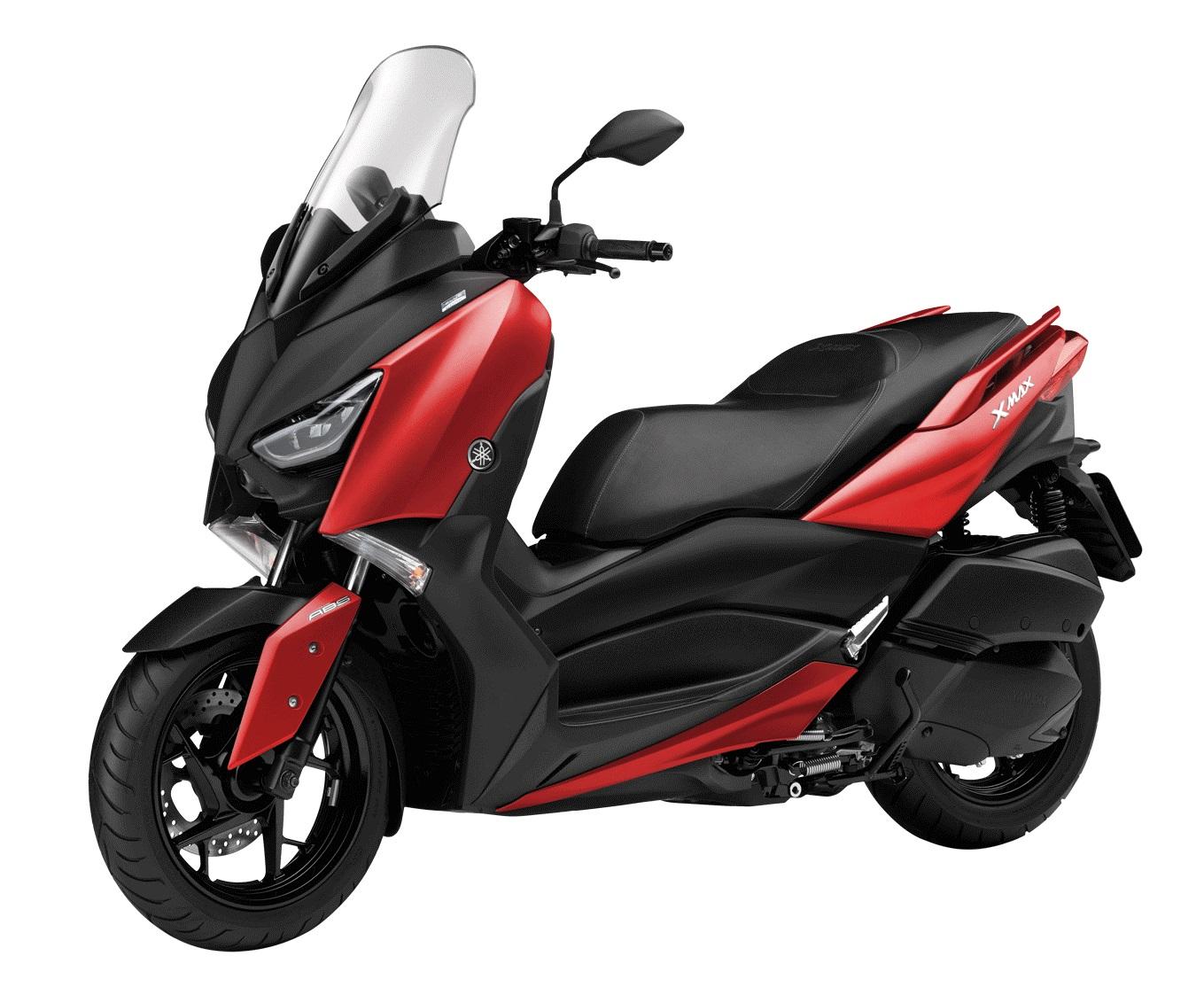 ราคาและตารางผ่อน ดาวน์ Yamaha Xmax 300 2021