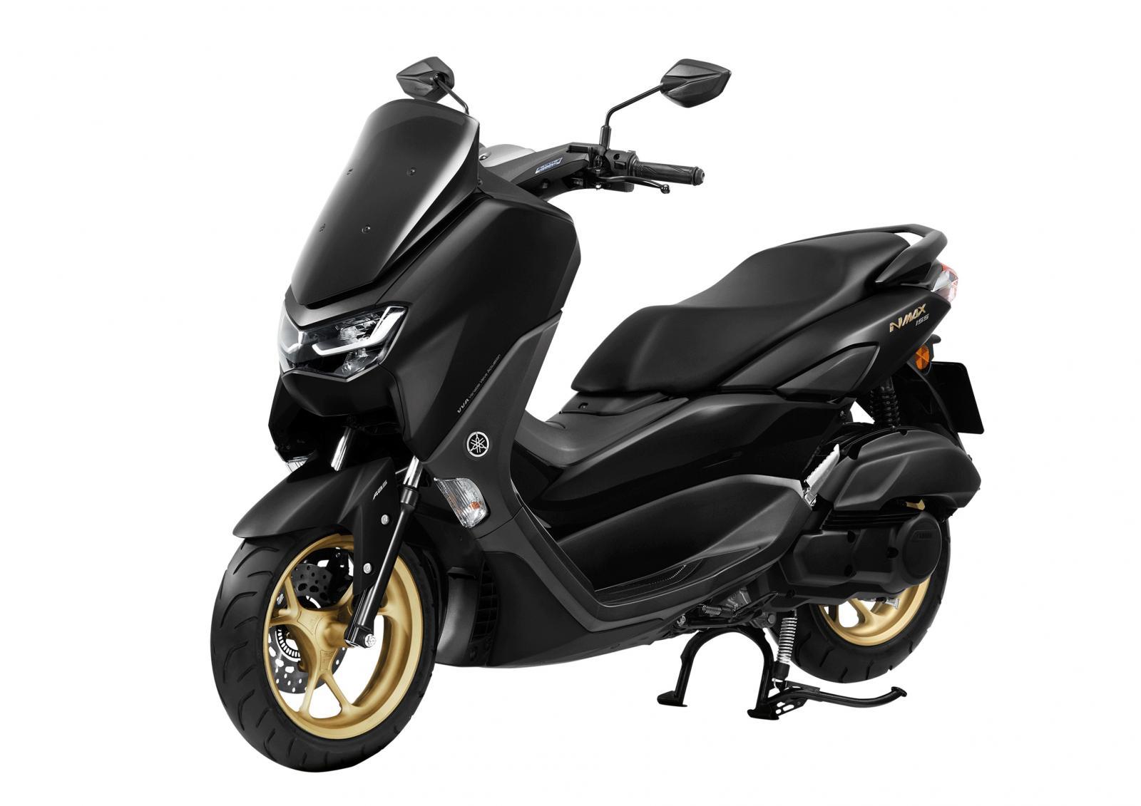 ราคาและตารางผ่อน ดาวน์ Yamaha Nmax 155 2021