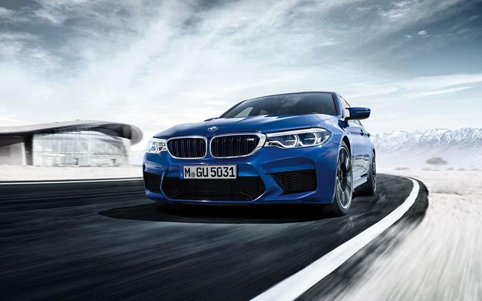 BMW M5 ราคา13.4 ล้านบาท
