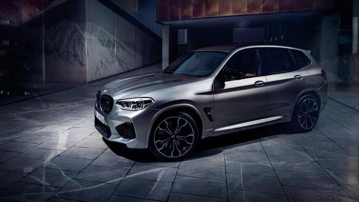 BMW X3 M ราคา 7.699ล้านบาท
