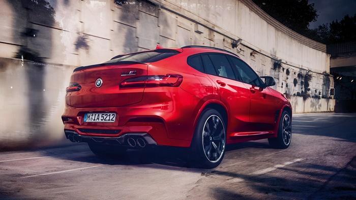 BMW X4 M ราคา7.999 ล้านบาท