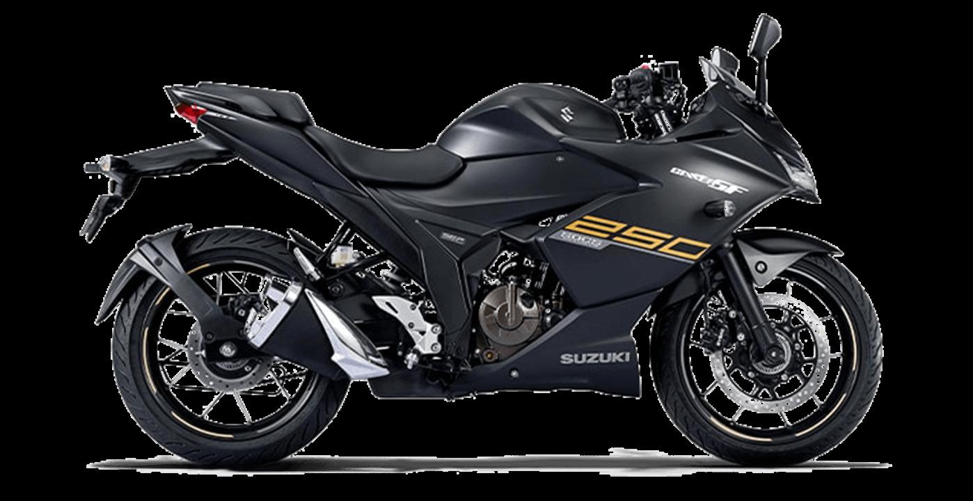 ราคาและตารางผ่อน ดาวน์ Suzuki Gixxer SF 250 2021
