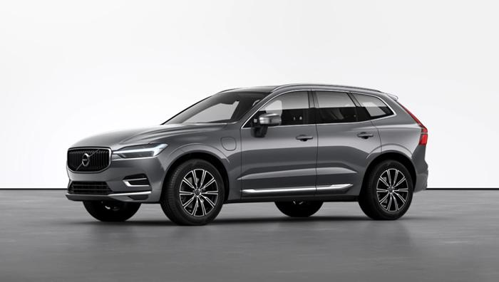 Volvo XC60 2021 ราคาเริ่มต้น 2.99 ล้านบาท