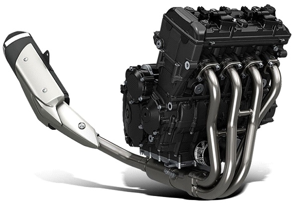 Suzuki GSX-S750 2021