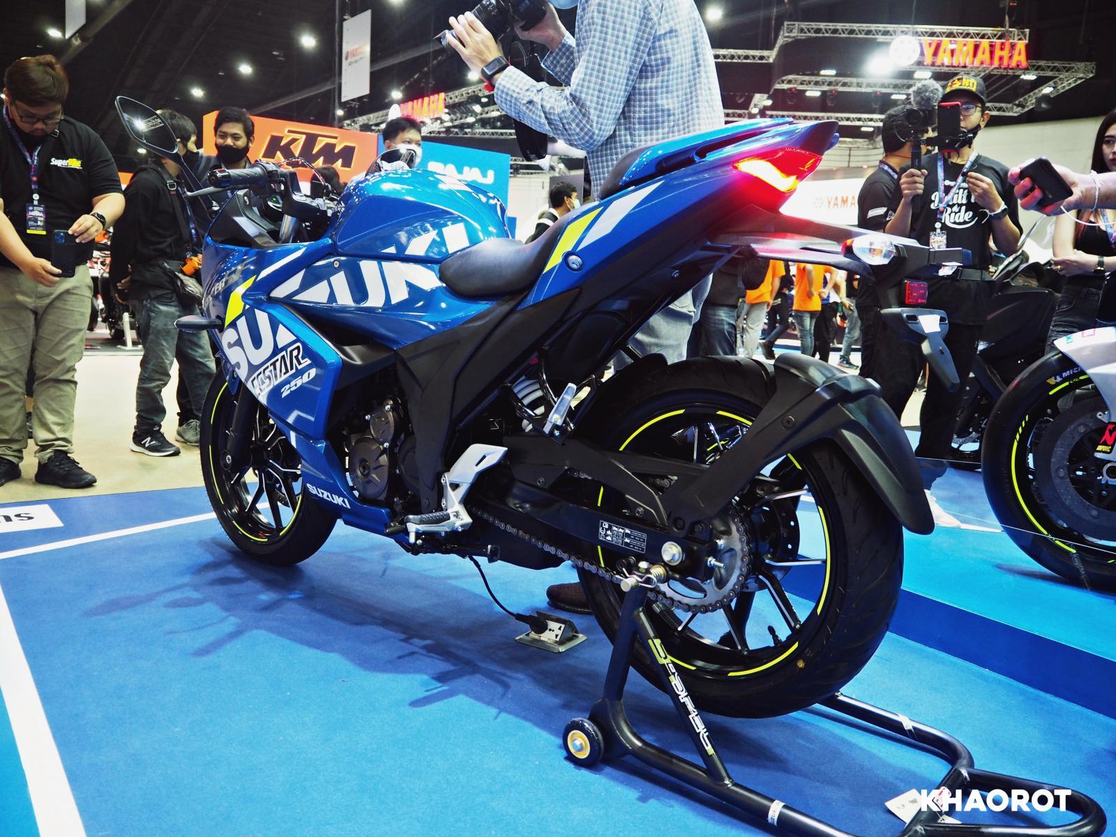 Suzuki Gixxer SF 250 2021
