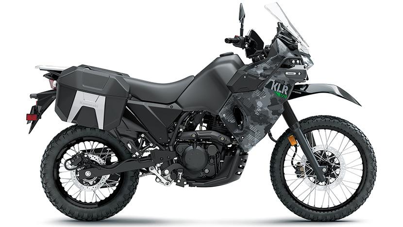 2021 Kawasaki KLR650
