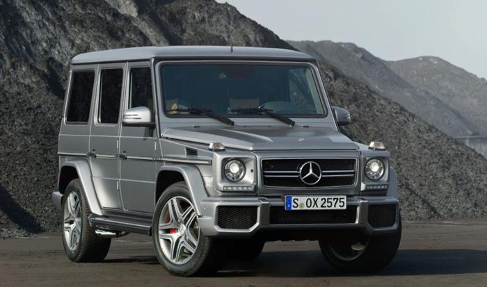 Mercedes Benz G-Class 2021