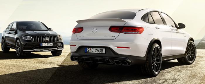 Mercedes-AMG GLC 2021