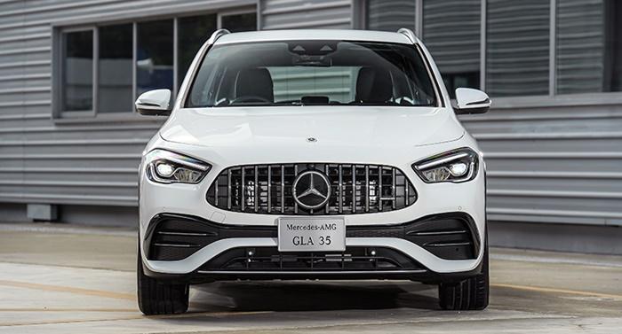 Mercedes-AMG GLA 2021