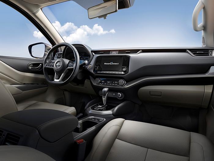 Nissan Terra 2021