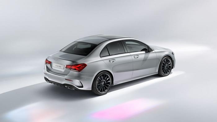 Mercedes-Benz A-Classราคาเริ่มต้น 1.99 ล้านบาท