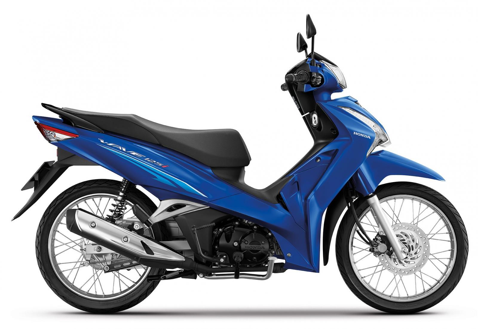 ราคาและตารางผ่อน ดาวน์ Honda Wave 125i 2021